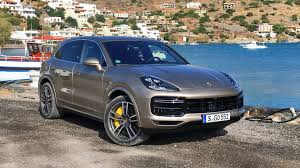 Porsche Cayenne 1st Generation - 2019 porsche cayenne first drive review
