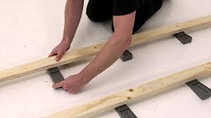 J Flooring by Junckers J Lock Wedge Youtube