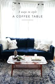coffee table tray ideas how to style a coffee table styling books design ideas tips book