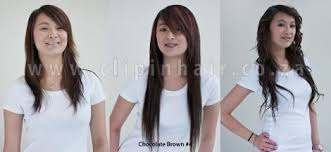clip in hair cape town chocolate brown clip in hair extensions cape town wes kaap