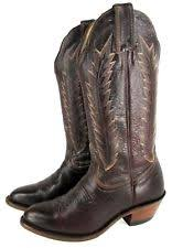 womens cowboy boots cheap canada boulet wide c d w boots for ebay