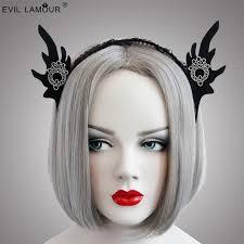 Christmas Party Host - aliexpress com buy princess sweet black elf ears lace