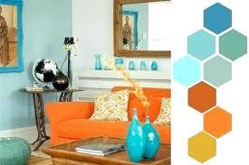 blue and orange decor orange and turquoise decor soultech co