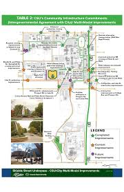 Colorado State Campus Map by Shields Underpass Project U2013 Underpass Open Source Colorado
