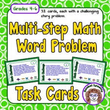 word problems teaching resources u0026 lesson plans teachers pay