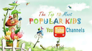 top 10 most popular youtube channels for kids youtube
