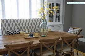 Centerpiece Ideas For Dining Room Table Summer Dining Table Decor The Sunny Side Up Blog