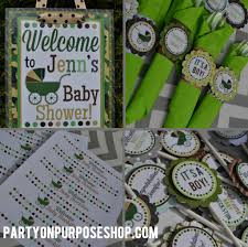 camouflage baby shower baby shower week camouflage baby shower party on purpose