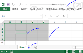 objects in excel vba workbook worksheet range and cell
