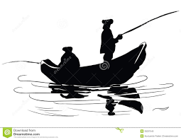 fishermen in a boat royalty free stock photo image 30237545