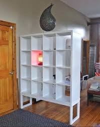 Ikea Expedit Bookcase Room Divider Cube Display Full Image For Bookshelves As Room Dividers Ideas Patio Privacy