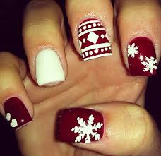 120 best beauty nails christmas images on pinterest holiday