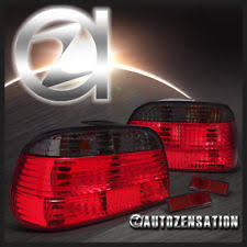 e38 euro tail lights tail lights for bmw 750il ebay