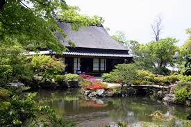 nara japan japanese tea house in the garden japan pinterest luxury home design japanese style garden design