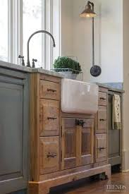 are painted or stained kitchen cabinets in style wood cabinets in the kitchen a comeback town