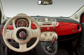 inside the fiat 500 automatic climate control fiat 500 usa