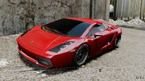 Lamborghini Gallardo Body Kit - lamborghini gallardo twin turbo kit for gta 4