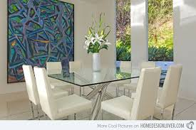 Emejing Modern Glass Dining Room Sets Gallery Room Design Ideas - Amazing contemporary glass dining room tables home