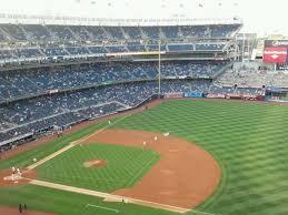 Yankee Stadium Floor Plan Yankee Stadium Section 414 Home Of New York Yankees New York