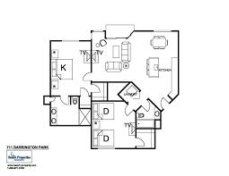 Barrington Floor Plan Hilton Head Villa Rentals Palmetto Dunes 711 Barrington Park