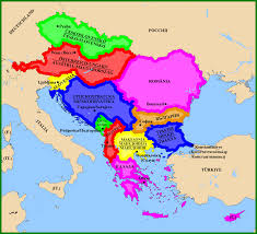 Central Europe Map by Alternative Balkans And Central Europe By Matritum On Deviantart
