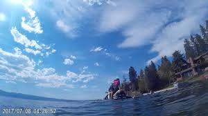 Montana snorkeling images Snorkeling with a huge school of fish flathead lake montana july jpg