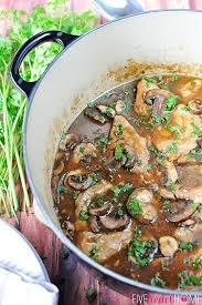 easy mushroom gravy recipe by pork tenderloin with mushroom gravy