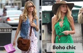 moda boho qué significa boho chic diccionario de moda para ser una buena
