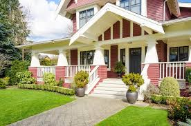 house with a porch 59 front door flower and plant ideas