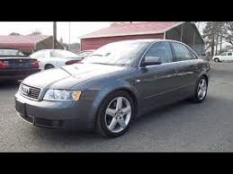 2002 a4 audi 2002 audi a4 3 0 quattro 6 spd start up exhaust and in depth