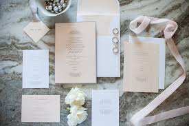 wedding invitation suites u2013 fine paperwork