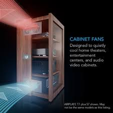 Home Hardware Design Centre Midland by Airplate T3 Home Theater And Av Quiet Cabinet Cooling Fan System