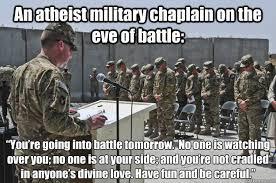 chaplain jobs an atheist military chaplain on the eve of battle u201cyou u0027re going