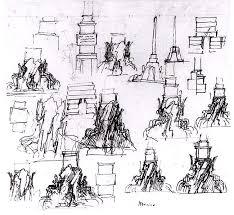 architecture sketchuniverse