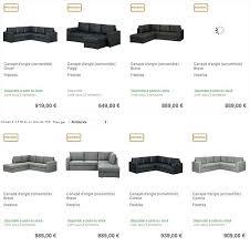 acheter canapé d angle convertible acheter canape pas cher sofa divan c 2 places ou acheter canape
