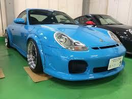 porsche japan jt mode porsche 996 kamiwaza japan