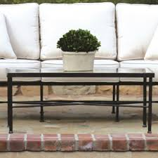 Sunset West Outdoor Furniture Sunset West Provence Coffee Table U0026 Reviews Wayfair