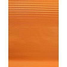 tappeti a metraggio tappeto in gomma arancione al metro al taglio antiscivolo brico casa