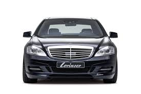 mercedes png lorinser releases fresh program for the facelifted 2010 s class