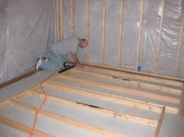 basement wrap existing basement wall blanket insulation keep it or remove it