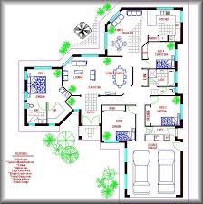 large family floor plans 10 25 more 3 bedroom 3d floor plans simple free house plan maker l