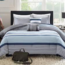 Striped Comforter Intelligent Design Matteo Striped Comforter Set Jcpenney