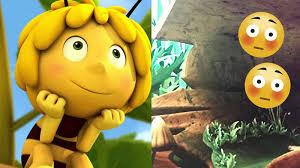 parents shocked hidden doodle maya bee cartoon