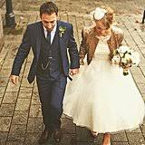 retro wedding dresses and inspiration popsugar fashion