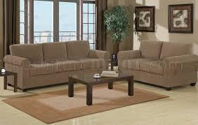 Corduroy Sofa Bed Tan Corduroy Fabric Modern Sofa U0026 Loveseat Set W Wooden Legs