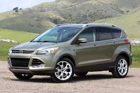 Ford Escape Ecoboost - portland 2013 ford escape owners will get 33mpg with 1 6 liter