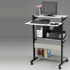 Adjustable Computer Desk Soho Adjustable Computer Table 8432so