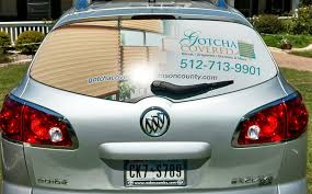 Gotcha Covered Blinds Partial Wrap U0026 Window Graphics For Gotcha Covered Williamson County