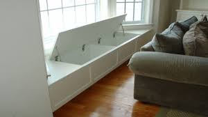 Window Seat With Storage Storage With Seating Diy Window Bench Seat Window Bench Seat With