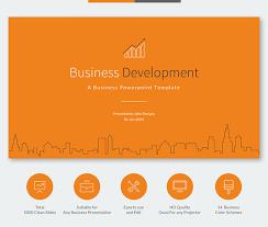 business development ppt templates business case development